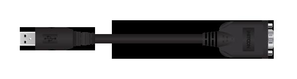 Horizontal Image Serial Adapter